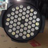 De LEIDENE van de fabrikant volledig-Kleur Parlight van de Lamp 54X3w 3in1 voor de Disco van de Partij