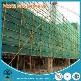 Rete di sicurezza del PE di alta qualità per l'esportatore della costruzione