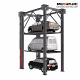 Mutrade Auto SUV Vertical Stacker Hydraulic Lift Car Parking Elevator