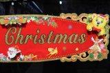 잘 판매된 크리스마스 서류상 카드 스티커 81