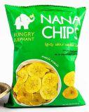 Os chips de fruta Vertical Chips de banana da máquina de embalagem