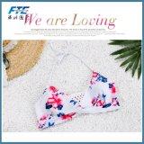 Beachwear de vêtements de bain de maillot de bain de bandage complété par jeu de bikini de pousée