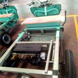 800W 48V 60V 30ah ~45ahの電気貨物Trikeの三輪車