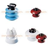 Tipo ad alta tensione isolanti/di Pin della porcellana isolante di ceramica di Pin