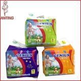 China-Fabrik Soem-guter Preis-wegwerfbare Baby-Windeln