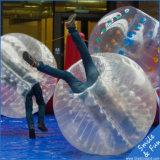 Parque de Atracciones bola de parachoques de plástico hermético para adultos