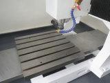 Cobre do ferro do aço inoxidável/o de alumínio/molde de bronze do CNC do metal que faz a máquina