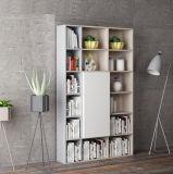 Страны Северной Европы современном стиле с простой книжная полка книги кабинета книжном шкафу