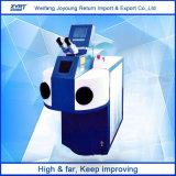 二段式回転式レーザ溶接機械