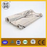 Panneau de mur de marbre de Faux de PVC pour l'usage extérieur et d'intérieur de décoration