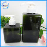 250/450ml PETG Quadrat, das kosmetische Flasche verpackt