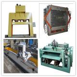 Vervaardiging/de Lopende band van het Triplex/De Machine van de Pers voor Houtbewerking