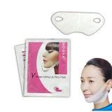 V-Form, die dünne Gesichtsmaske anhebt