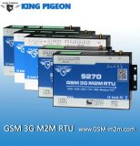 GSM, GPRS 3G BTS RTU de automação de telemetria