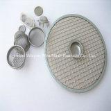 Фильтр из нержавеющей стали или проволочной сетки фильтра диск поставщика