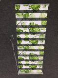 Zebra Semi-Sheer ролик тени печатных полиэфирная ткань ролик оттенков цвета Zebra