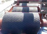 Rivestimento isolante della puleggia di cinghia, rivestimento isolante di ceramica della puleggia del trasportatore per il nastro trasportatore