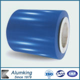 PE/PVDF/Feve Color Cated Aluminium Coil для Roofing
