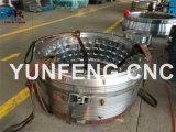 Vier-Mittellinie CNC-Maschine für segmentiertes Form-Muster