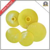 노란 색깔 싼 플랜지 굵은 활자 모자 (YZF-C351)