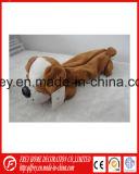 Cadeau de vacances Pencile Sac de chien jouet en peluche