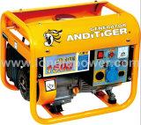 1kVA gerador gasolina definido para uso doméstico com marcação CE