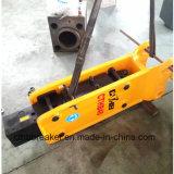 棒68mmの掘削機の機械4-7トンののための油圧ブレーカの石のブレーカの価格