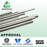 La plomberie sanitaire Inox 304 soudure en acier inoxydable 316 tubes arrondis coude flexible soudé Ss transparente des matériaux de construction Les pipes à eau