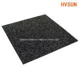 Mattonelle di pavimentazione di collegamento di disturbo della prova della pavimentazione di gomma ad alta densità di ginnastica
