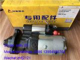 Motor de arranque 4110002247090 Sdlg para pá carregadeira Sdlg LG936/LG956/LG958