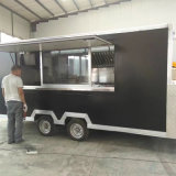 よいデザインケイタリングのトレーラーの食糧はファースト・フードのカートをトラックで運ぶ