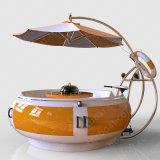 Bq15мини барбекю круглые лодки для туризма