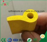 Nr de silicone Junta de extrusão de borracha de PVC/Vedação da Porta
