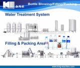 Автоматическая линия изготавливания бутылки воды