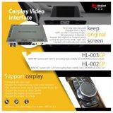 Relação video com o Carplay para o sistema 2013-2017 de Carplay BMW Nbt