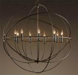 Phine Poignée de commande de mode à billes métalliques décoratifs lampe Eclairage intérieur