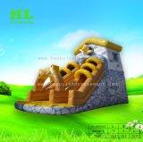 Charmant Parc de loisirs dans la Jungle des Animaux Diapositive gonflables pour enfants