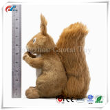 9 인치 박제 동물 견면 벨벳 다람쥐 장난감