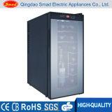 Sem refrigerador de refrigeração de semi-condutor auto-descongelamento de ruído