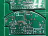 Chapado en oro de la capa de doble cara de circuito impreso PCB de la electrónica de consumo