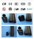 Профиль уплотнения штрангя-прессовани OEM/ODM EPDM резиновый для струбцин двери и окна/трубы/автомобиля/лобового стекла/декоративных прокладок