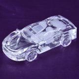 Het moderne Model van de Auto van het Glas van het Kristal