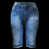 2018 Plus Size arranhar calças de ganga mais recentes para homens