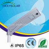 integriertes Solarder straßenlaterne18w mit Sonnenkollektor