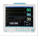 Multi-Parameter del nuovo modello video paziente dello schermo di tocco di 15 pollici
