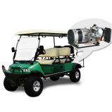 Carrello con errori Del2042D2z 4+2seat di caccia di golf
