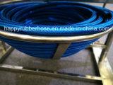 Stahldraht-und Textilflechten-Verstärkungsgewebe deckte hydraulischen Schlauch SAE 100r5 ab