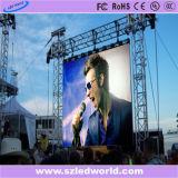 Alquiler / cubierta Pantalla 500X1000 exterior de pared LED de Video en Publicidad (P3.91, P4.81, P5.95, P6.25, P5.68)