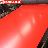 Bobina d'acciaio materiale dell'otturatore PPGI del rullo nella buona qualità