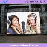 Alquiler exterior/interior de la pared de vídeo Pantalla LED para publicidad (P3.91, P4.81, P5.95, P6.25)